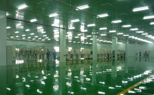 线路板电子净化工程